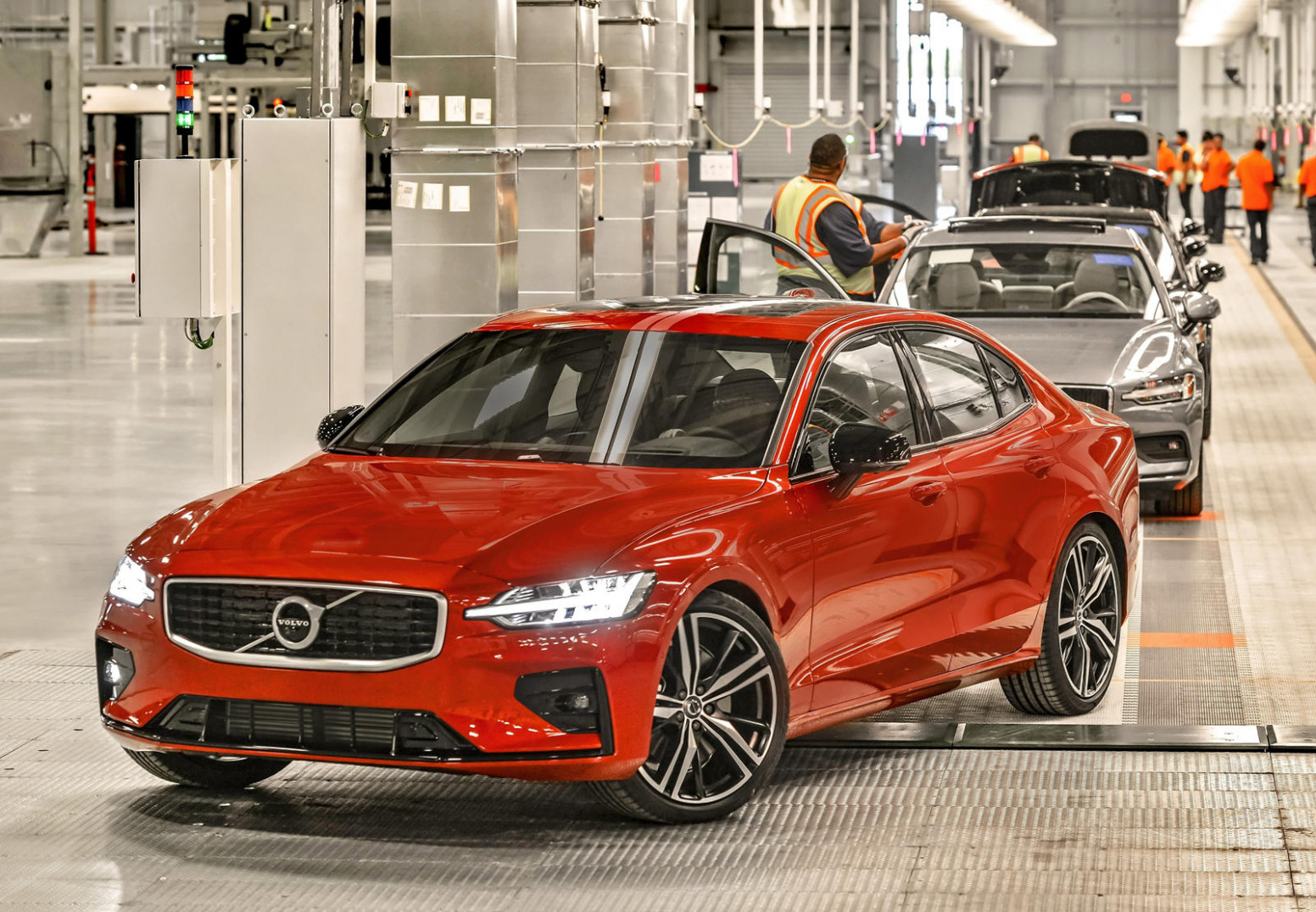 Release Date and Concept 2022 Volvo S60