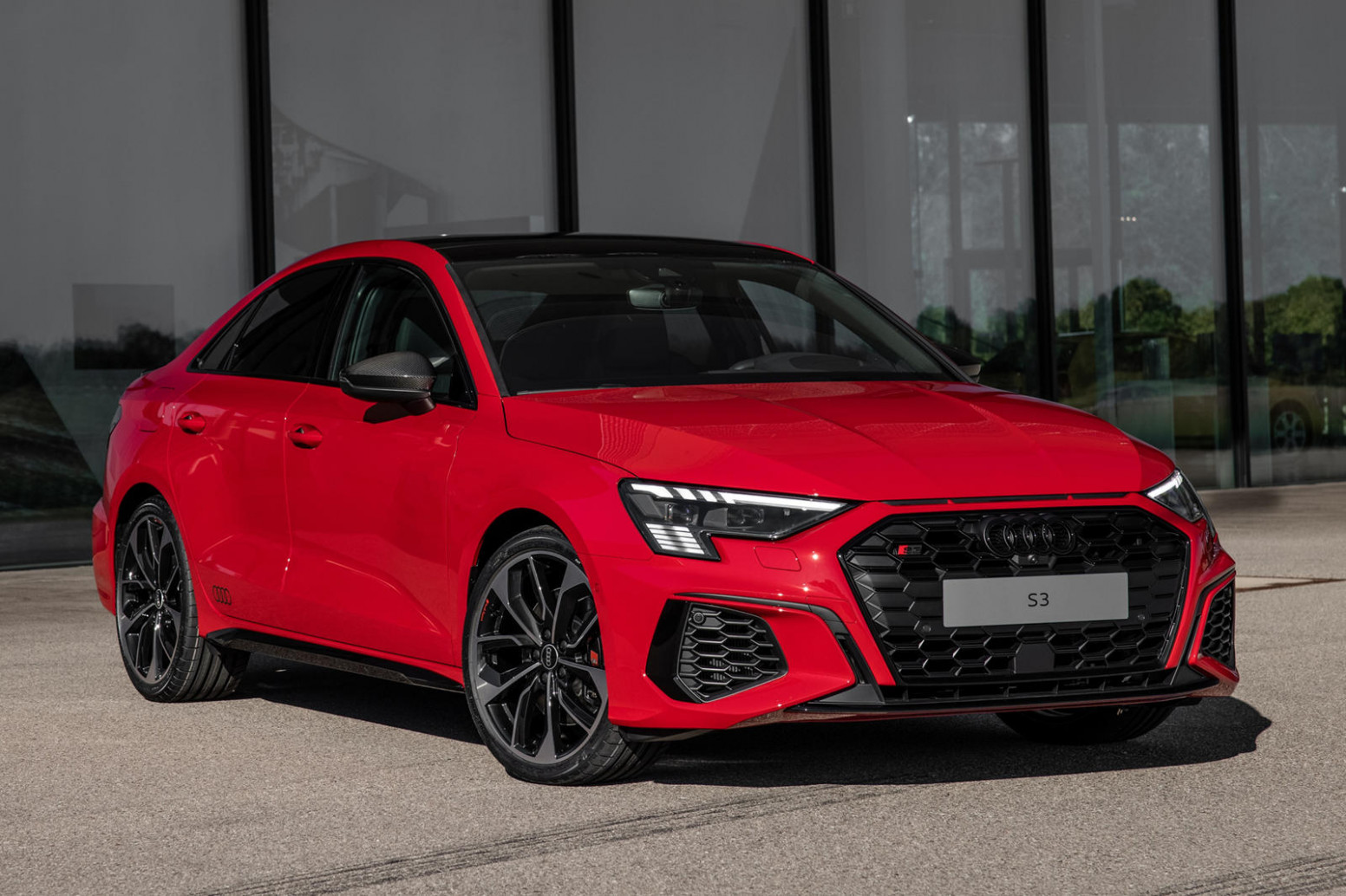 Overview Audi S3 2022