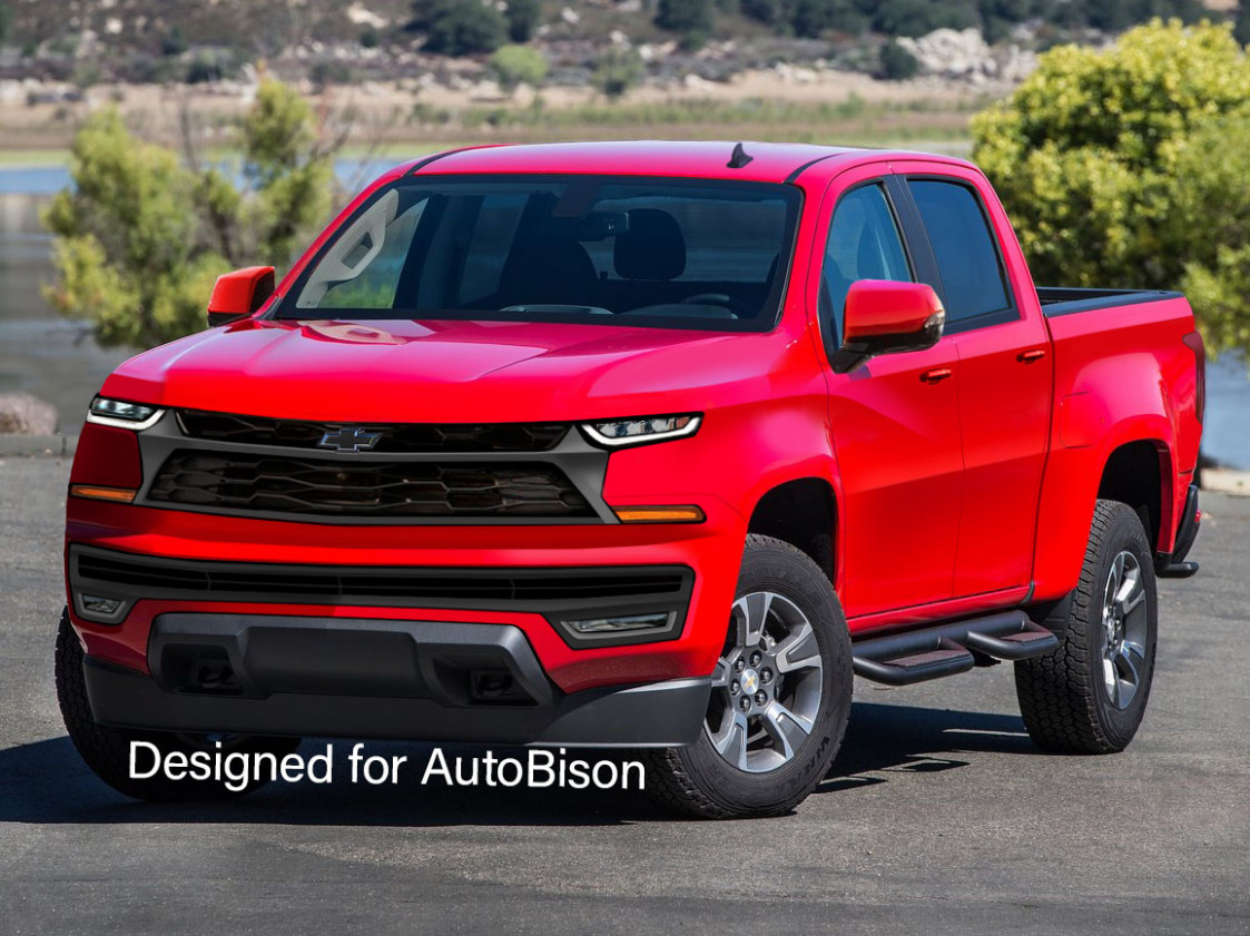 Picture Chevrolet Pickup 2022
