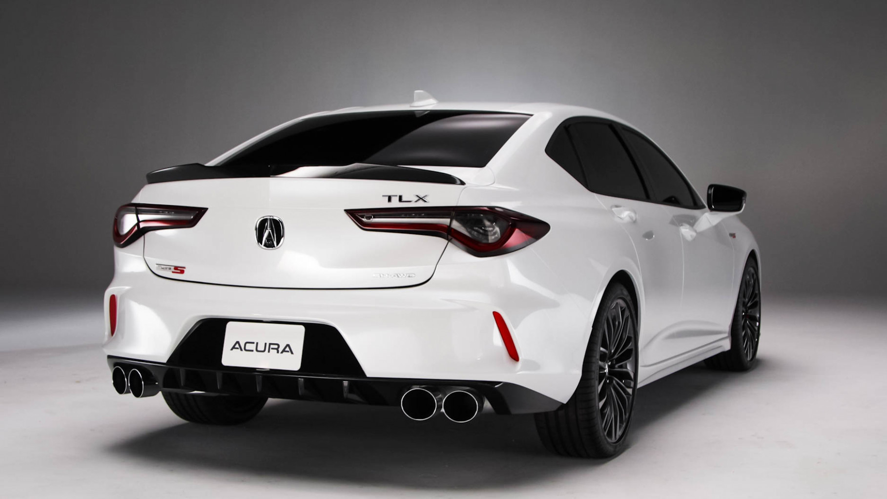 Pictures 2022 Acura Tl