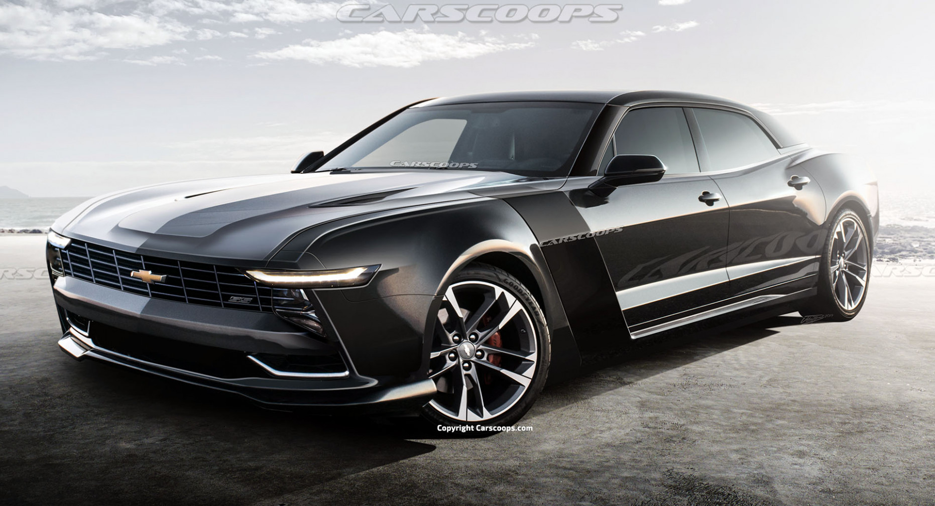 Review 2022 Chevy Impala SS