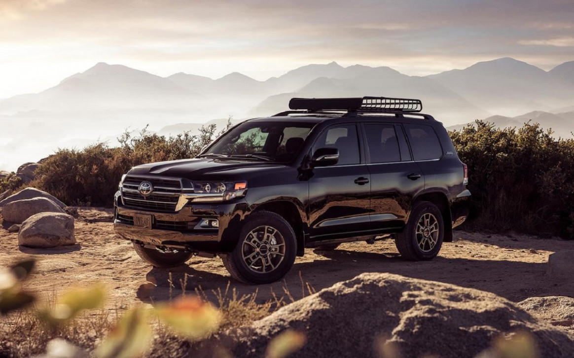 Redesign and Review 2022 Land Cruiser