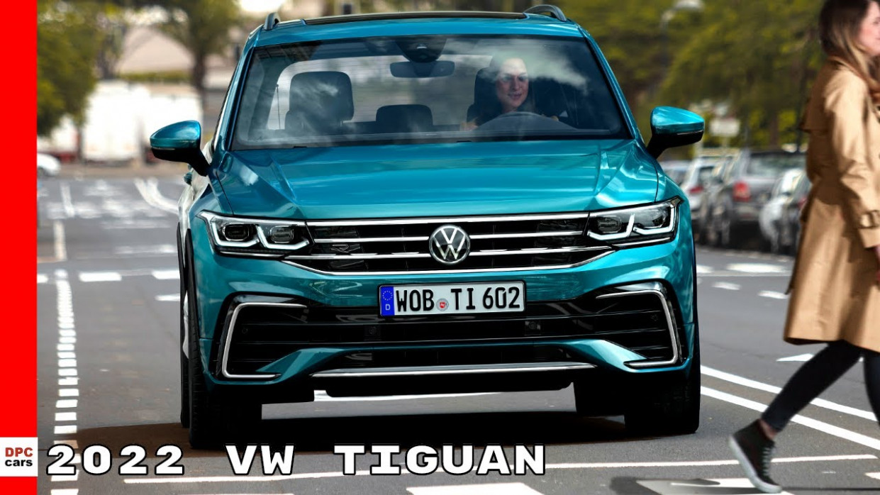 New Model and Performance 2022 VW Touran