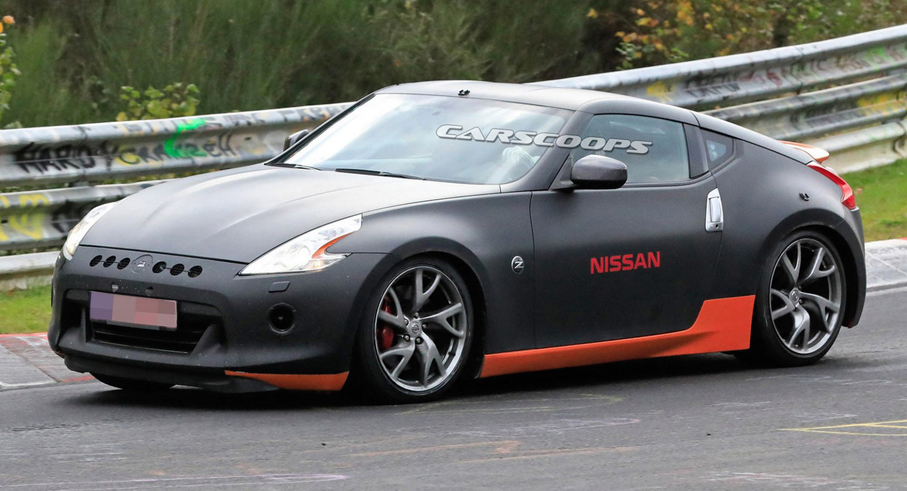 Picture 2022 Nissan Z Turbo Nismo