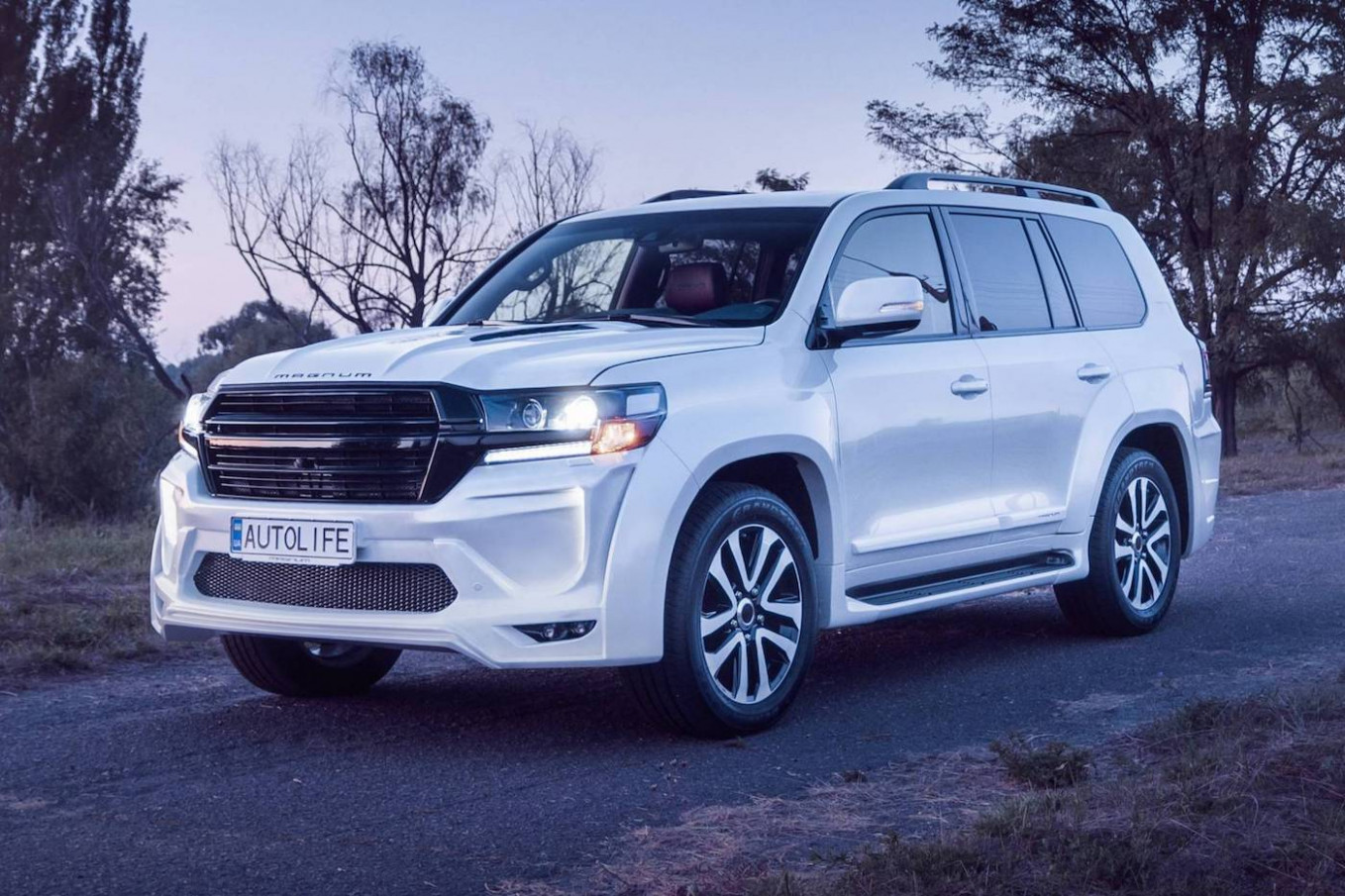 Spy Shoot 2022 Land Cruiser