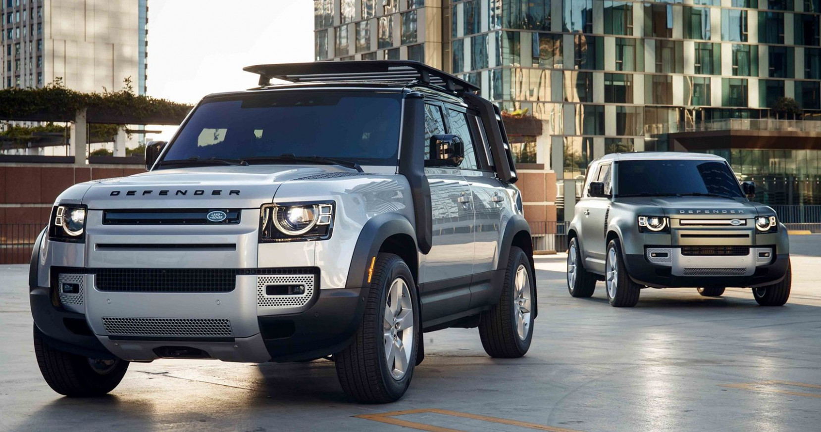 Picture 2022 Land Rover Defender
