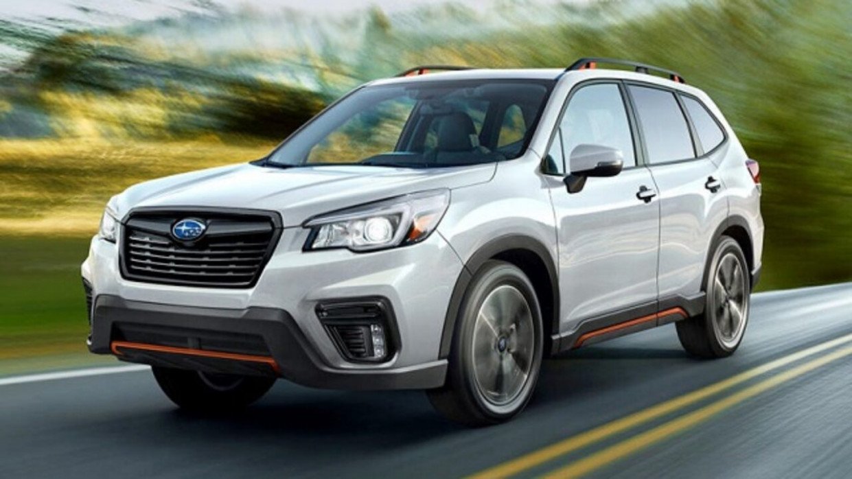 Review and Release date 2022 Subaru Forester Release Date