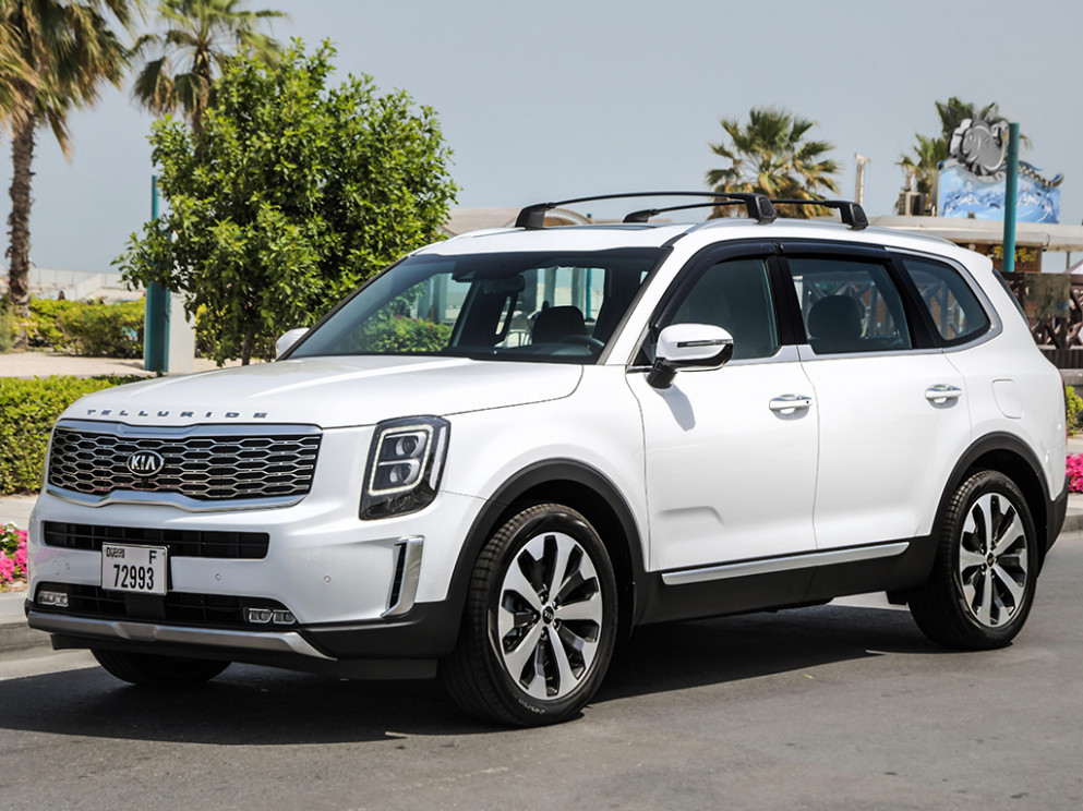 History Kia Telluride 2022 For Sale