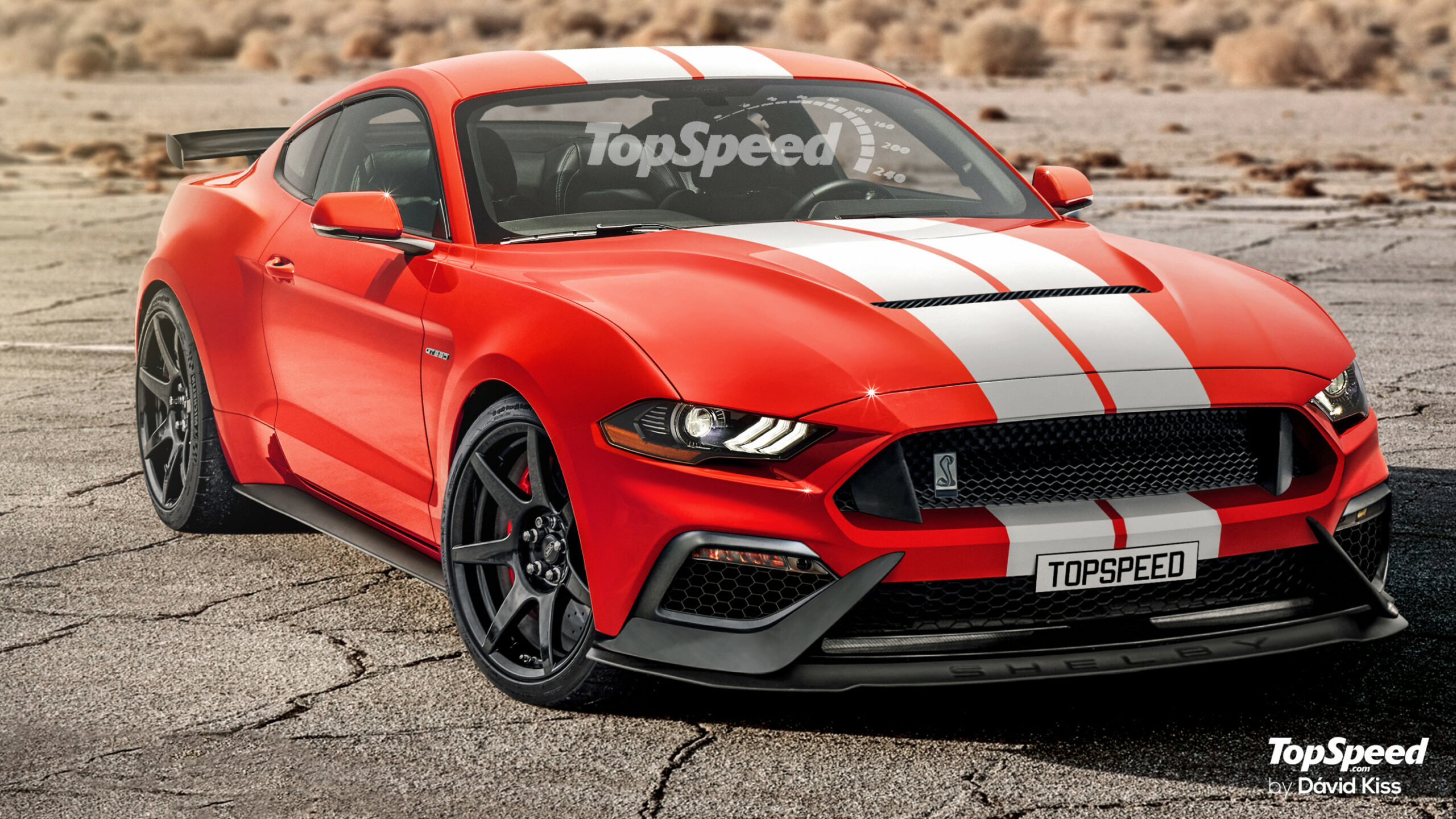 Picture Spy Shots Ford Mustang Svt Gt 500
