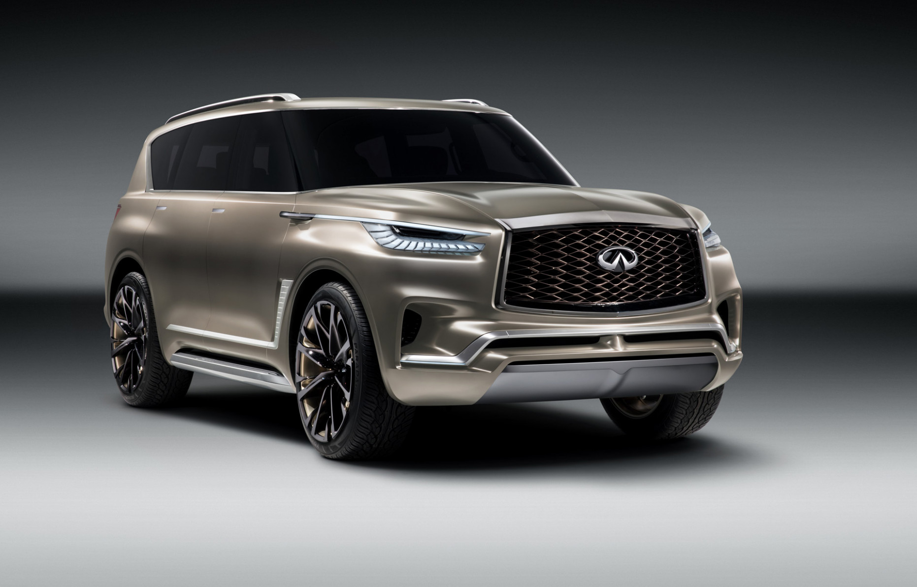 Overview 2022 Infiniti Qx80 Suv
