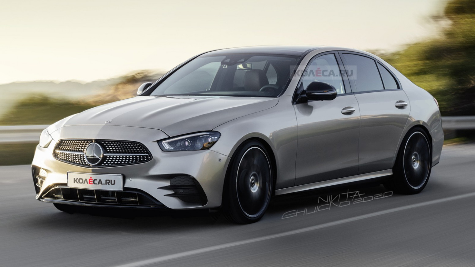 Specs and Review 2022 Mercedes-Benz E-Class