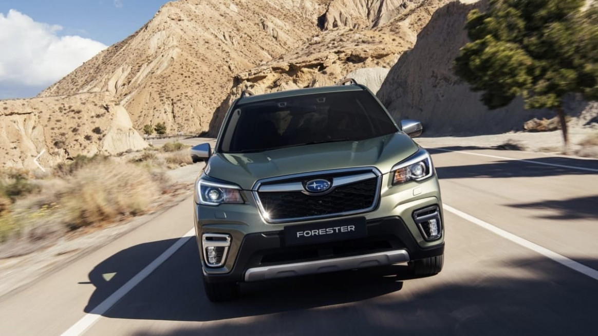 Release Date and Concept 2022 Subaru Forester Release Date