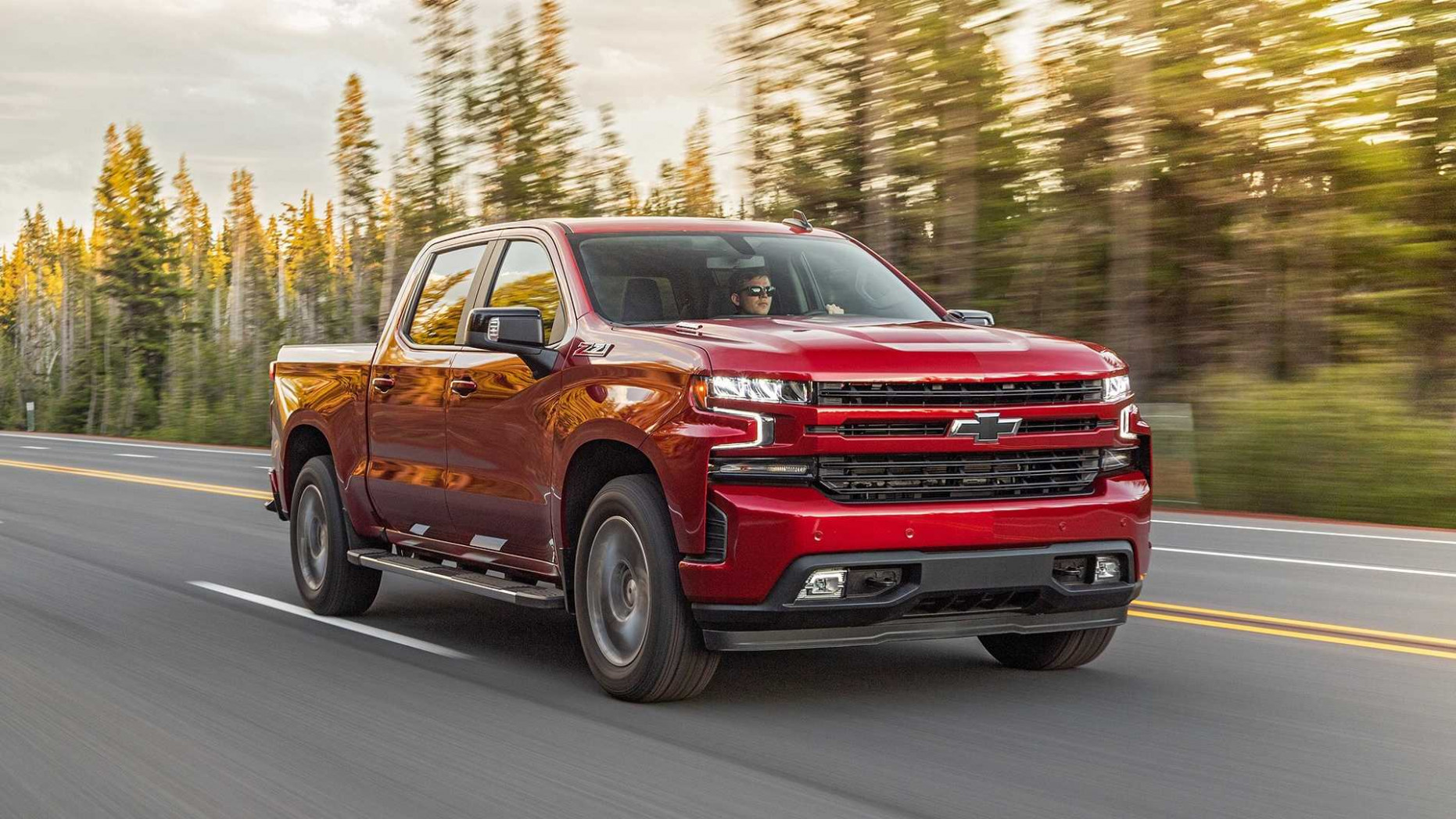 Overview 2022 Chevy Silverado