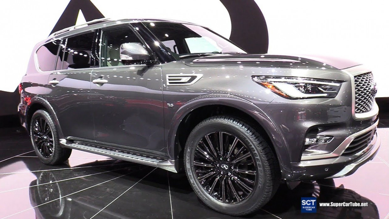 New Model and Performance 2022 Infiniti Qx80 Suv
