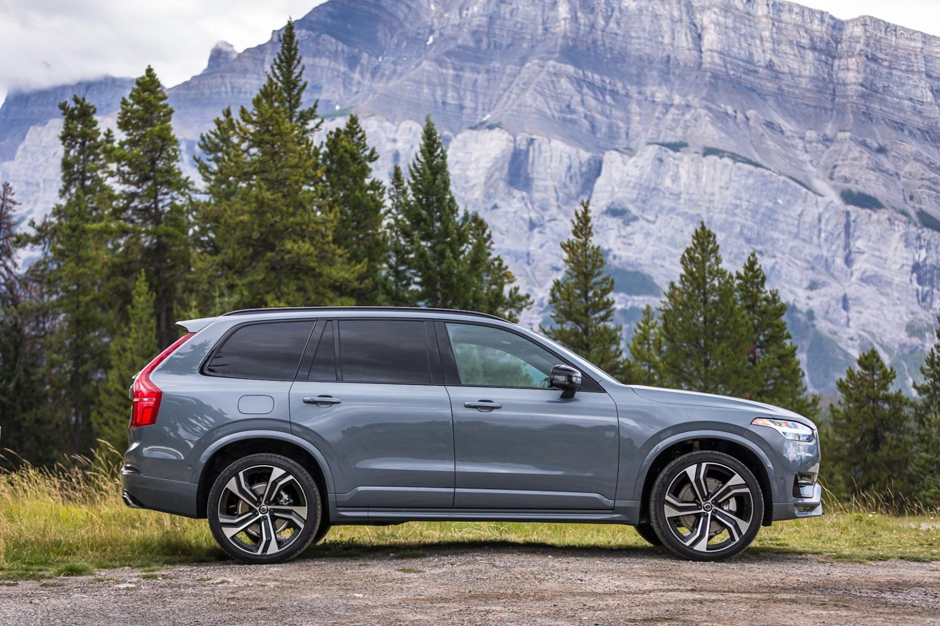 Speed Test Volvo All Electric By 2022