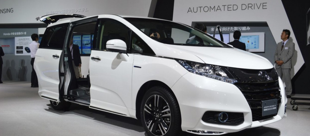 Exterior and Interior When Does 2022 Honda Odyssey Come Out