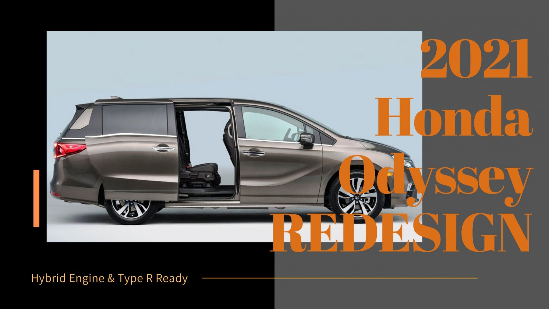 Pictures When Does 2022 Honda Odyssey Come Out