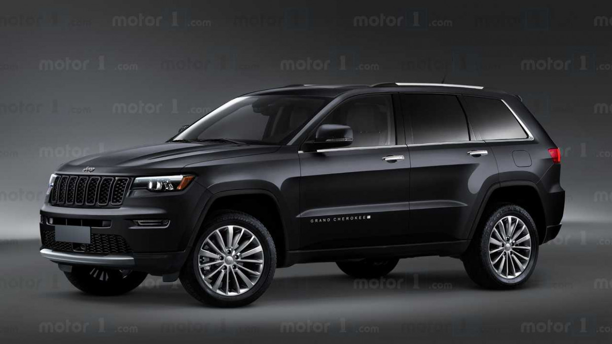Images 2022 Jeep Grand Cherokee