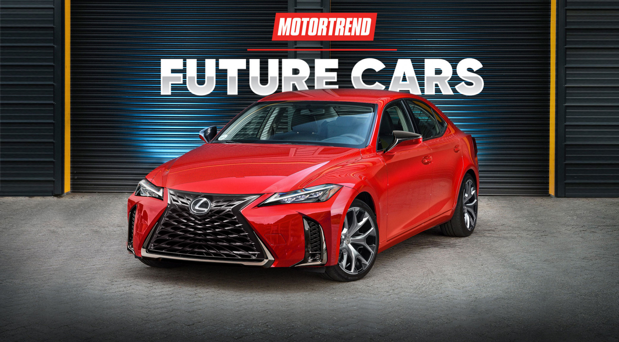 New Review Lexus Is 2022