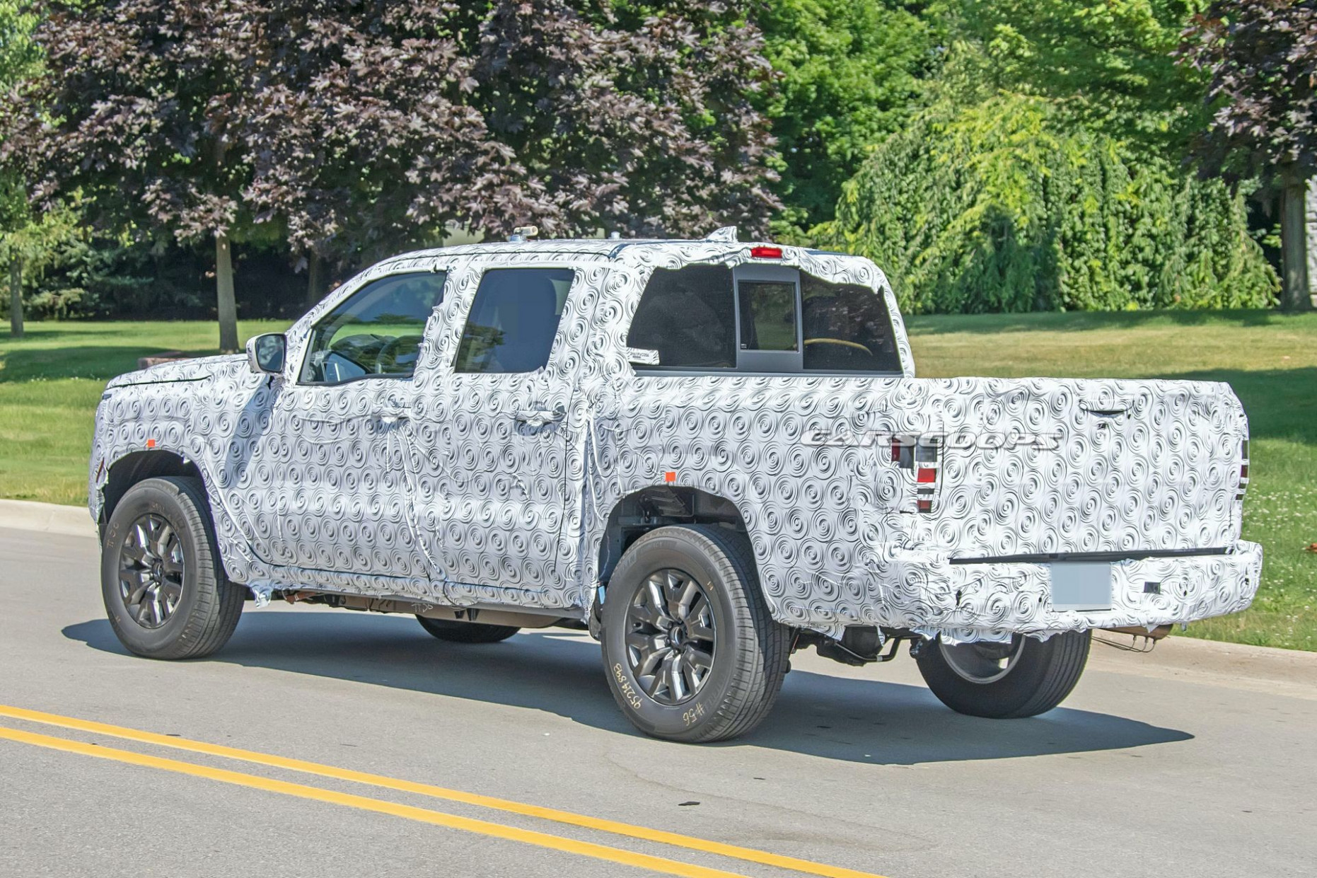 Spesification Pictures Of 2022 Nissan Frontier