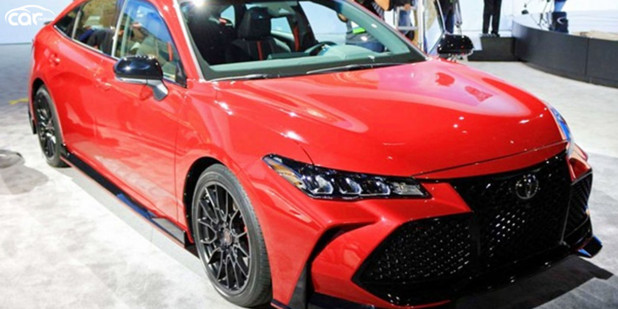 Spy Shoot 2022 All Toyota Camry