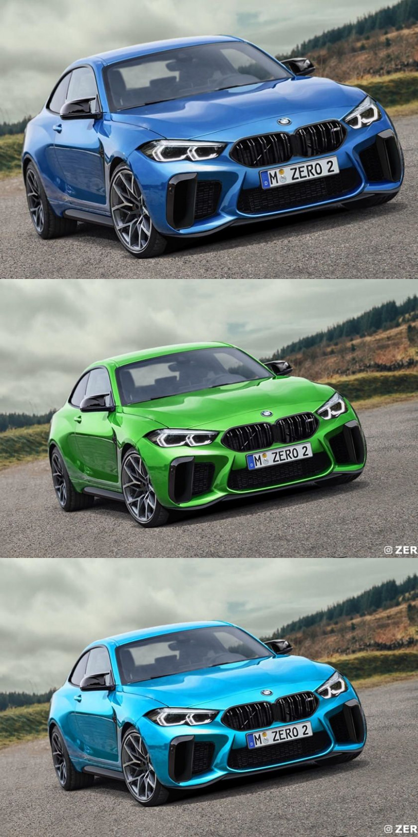 Review 2022 BMW M2