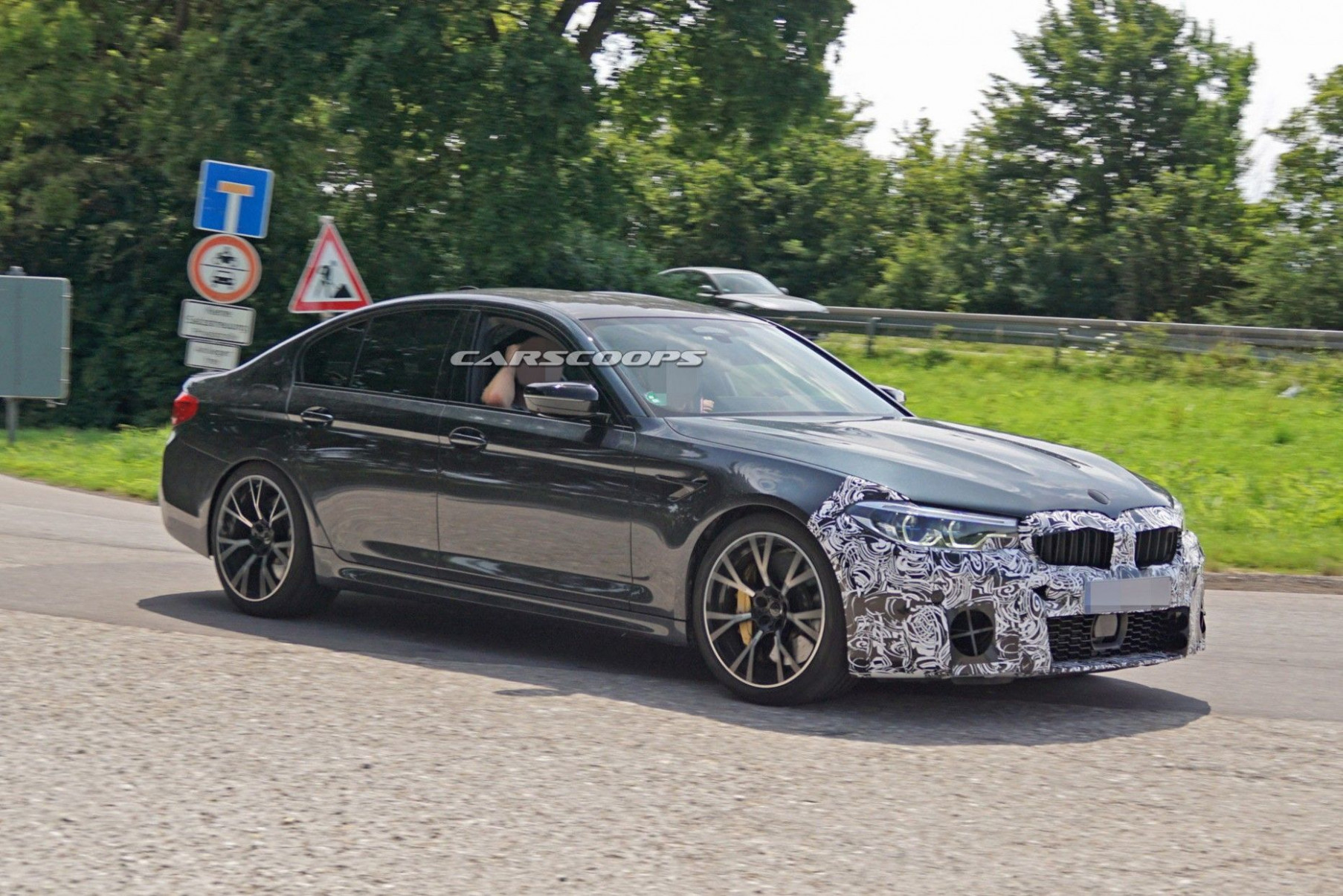 Interior 2022 BMW M5 Get New Engine System