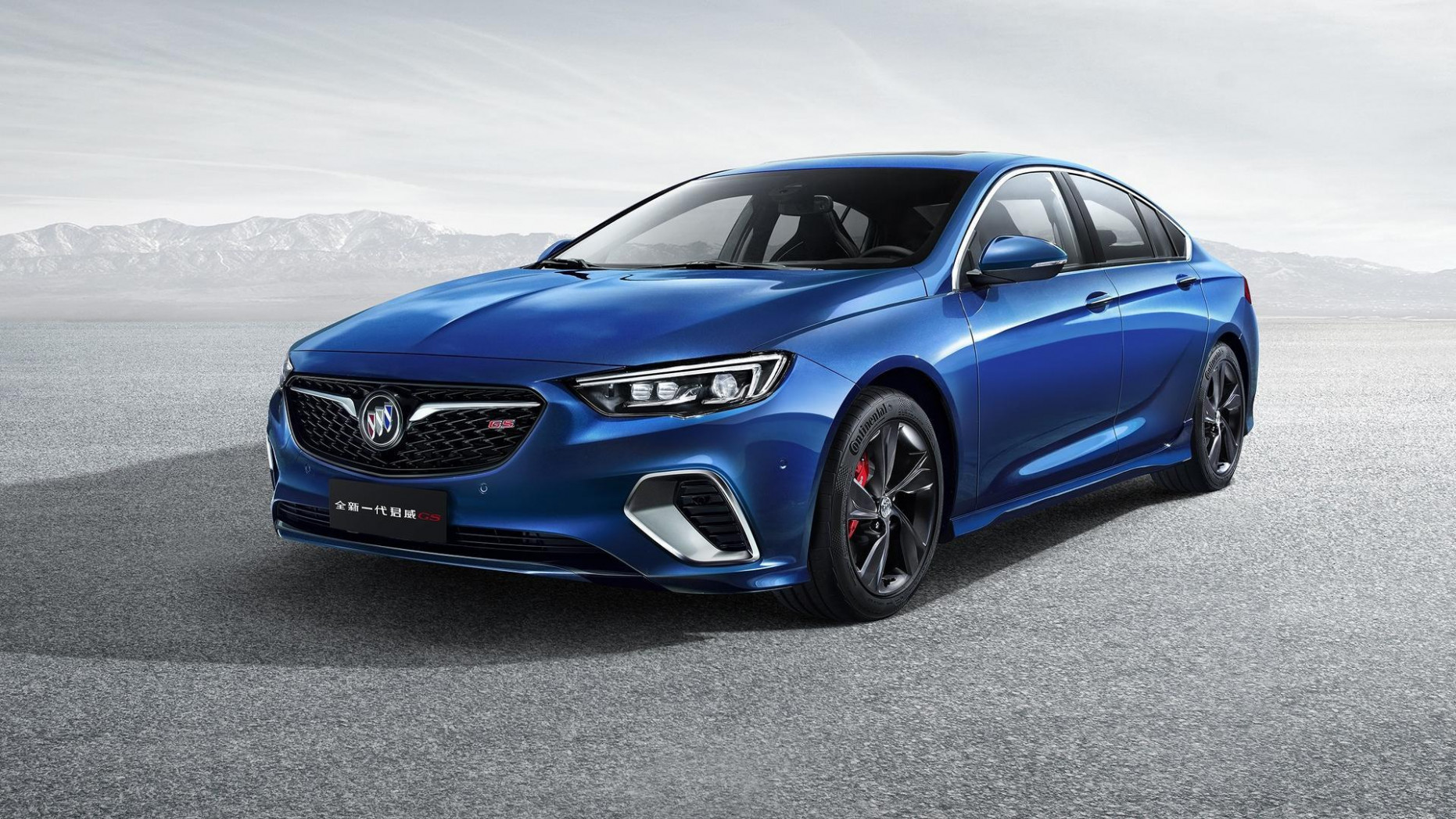 Exterior 2022 Buick Regal Gs Coupe