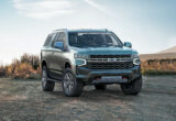 concept 2022 chevy tahoe z71 ss