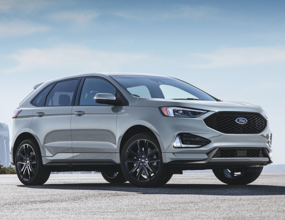 Price and Release date 2022 Ford Edge