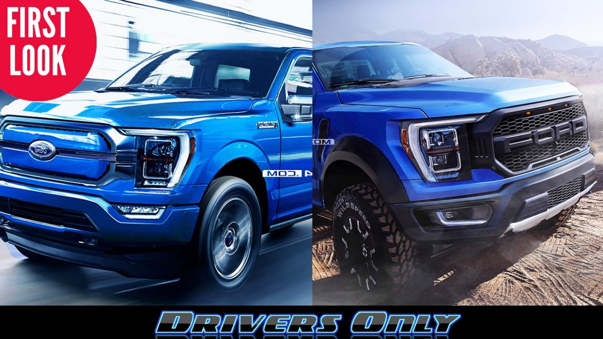Review 2022 Ford F150