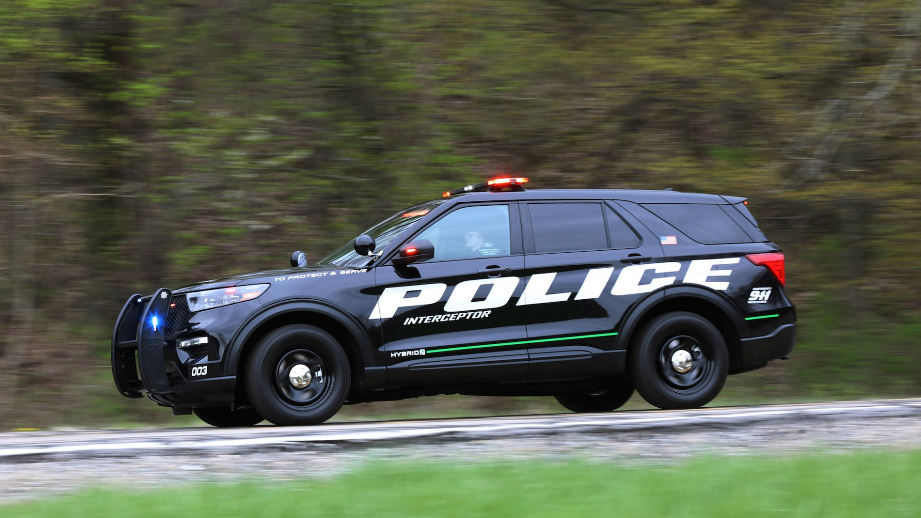 Release Date and Concept 2022 Ford Police Interceptor Utility Specs