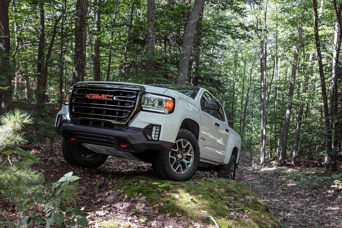 Redesign and Review 2022 Gmc Canyon Updates