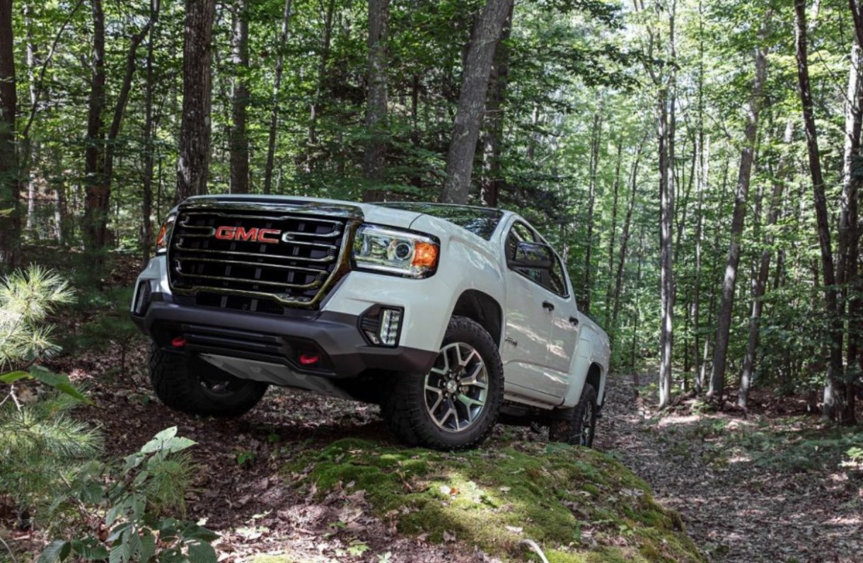 Specs 2022 GMC Canyon