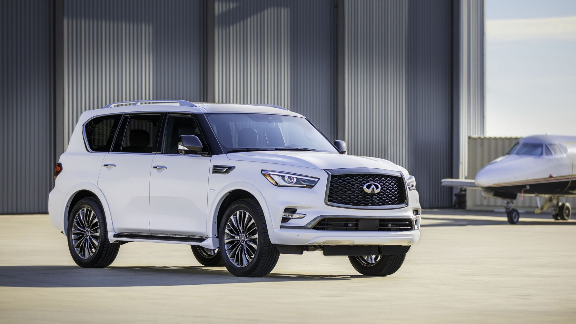 Photos 2022 Infiniti Qx80 Msrp