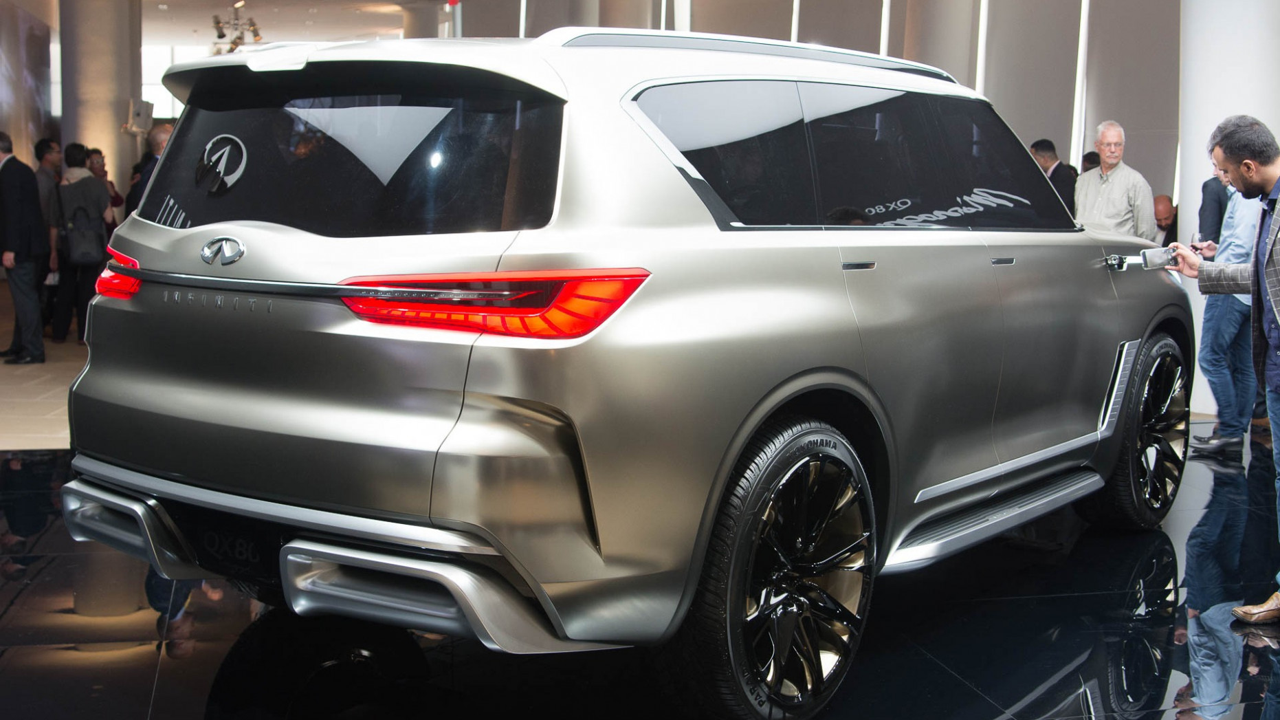 Redesign and Concept 2022 Infiniti QX80