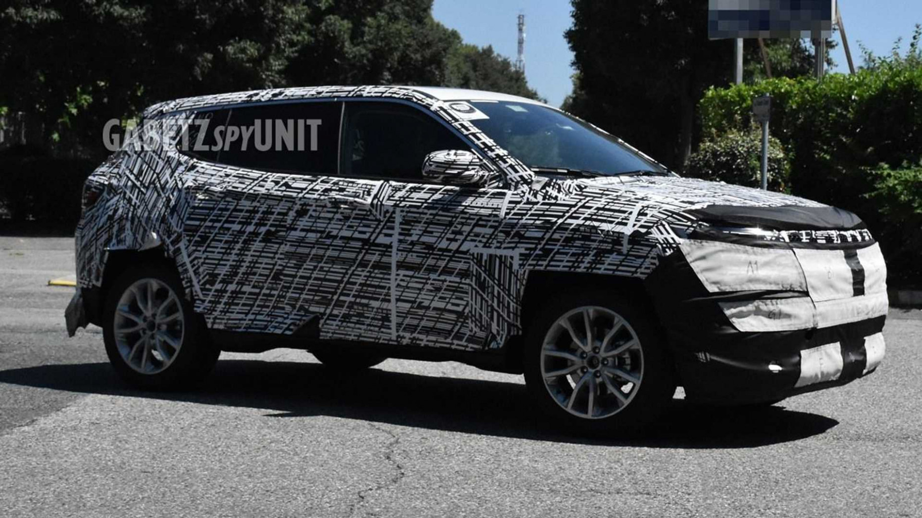 Overview 2022 Jeep Compass