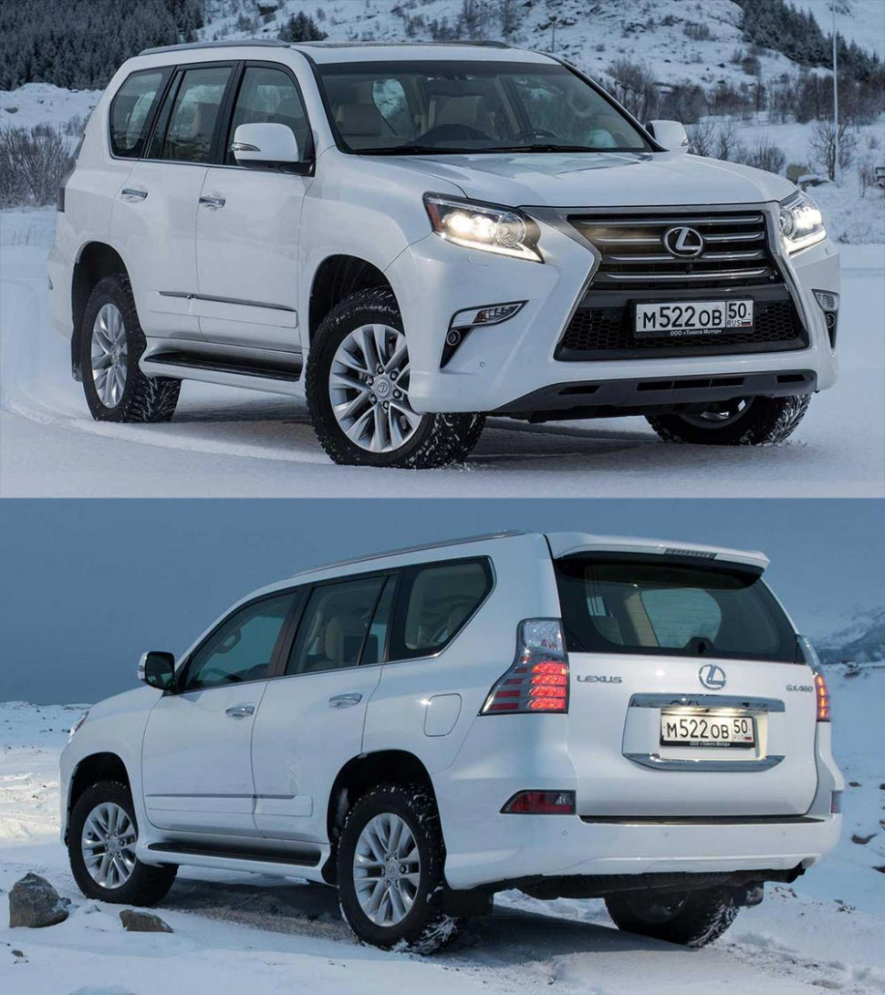 Performance 2022 Lexus Gx