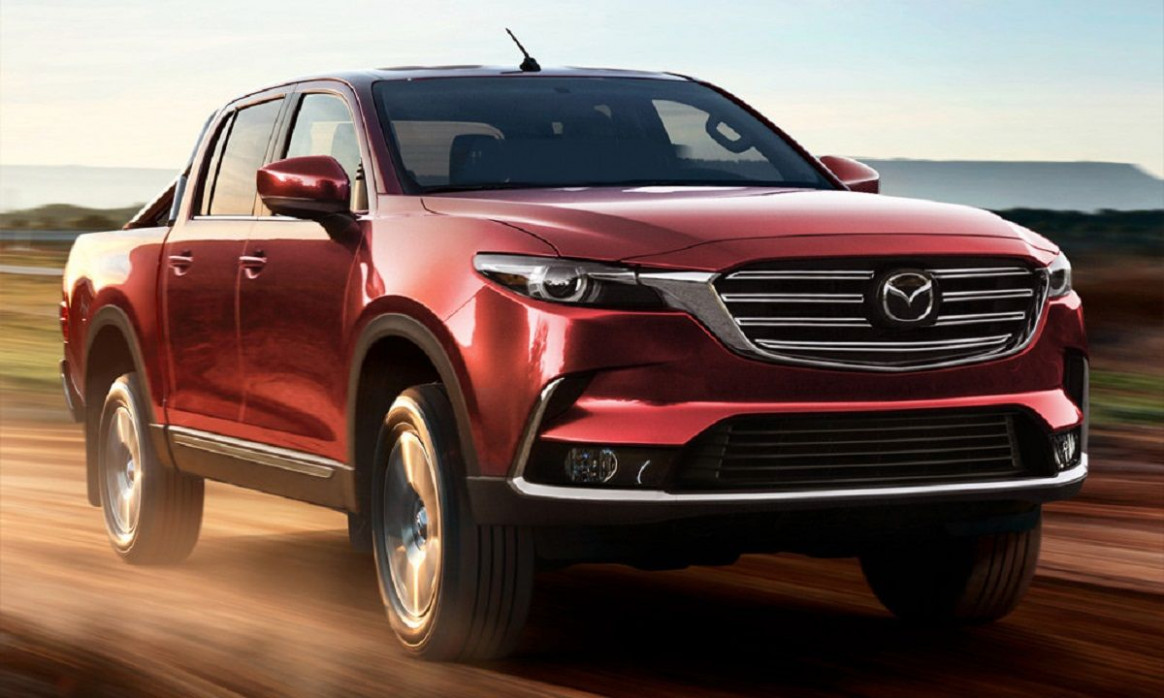 Spesification 2022 Mazda Pickup Truck