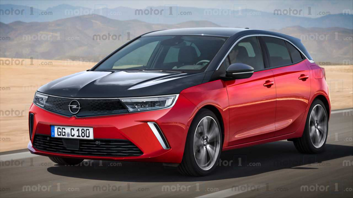 New Model and Performance 2022 New Opel Astra
