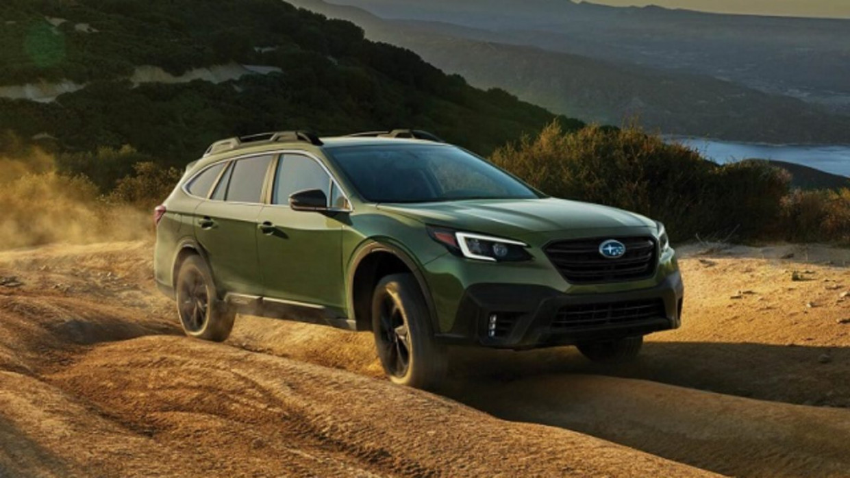 Release Date and Concept 2022 Subaru Outback Turbo Hybrid