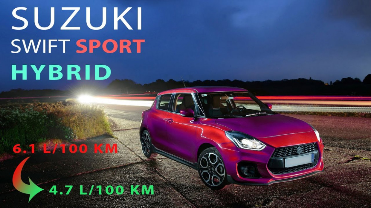 Concept and Review 2022 Suzuki Swift