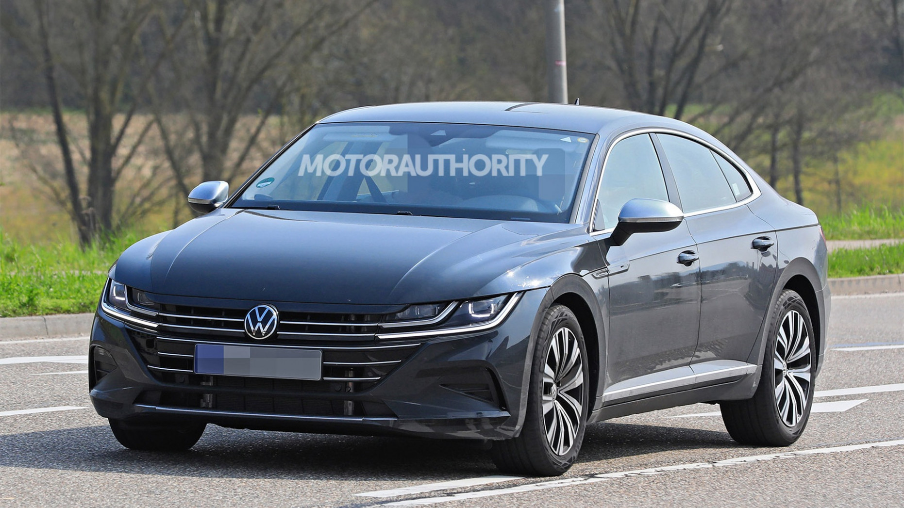 New Concept 2022 The Next Generation VW Cc