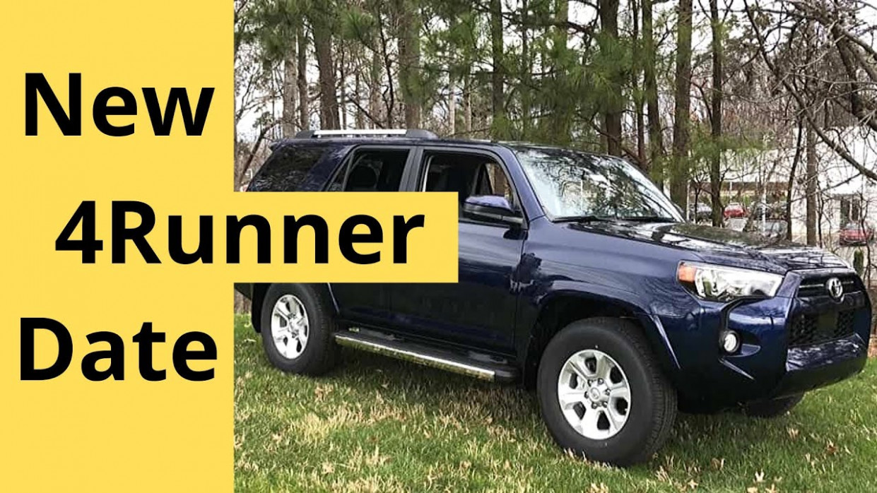Specs and Review 2022 Toyota 4Runner