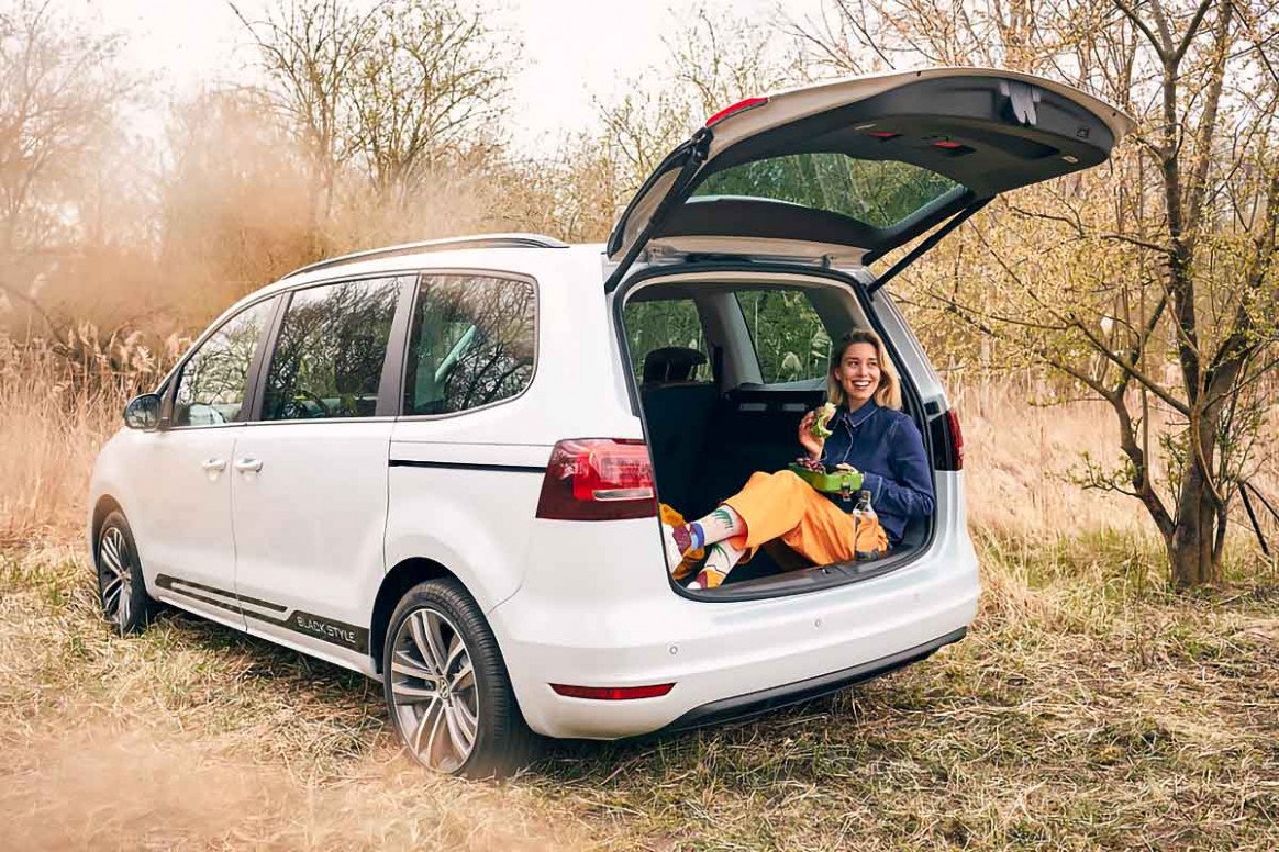 Redesign and Concept 2022 Volkswagen Sharan