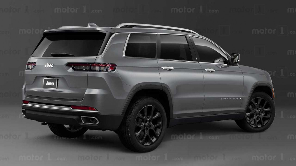 Redesign and Review 2019 Vs 2022 Jeep Grand Cherokee