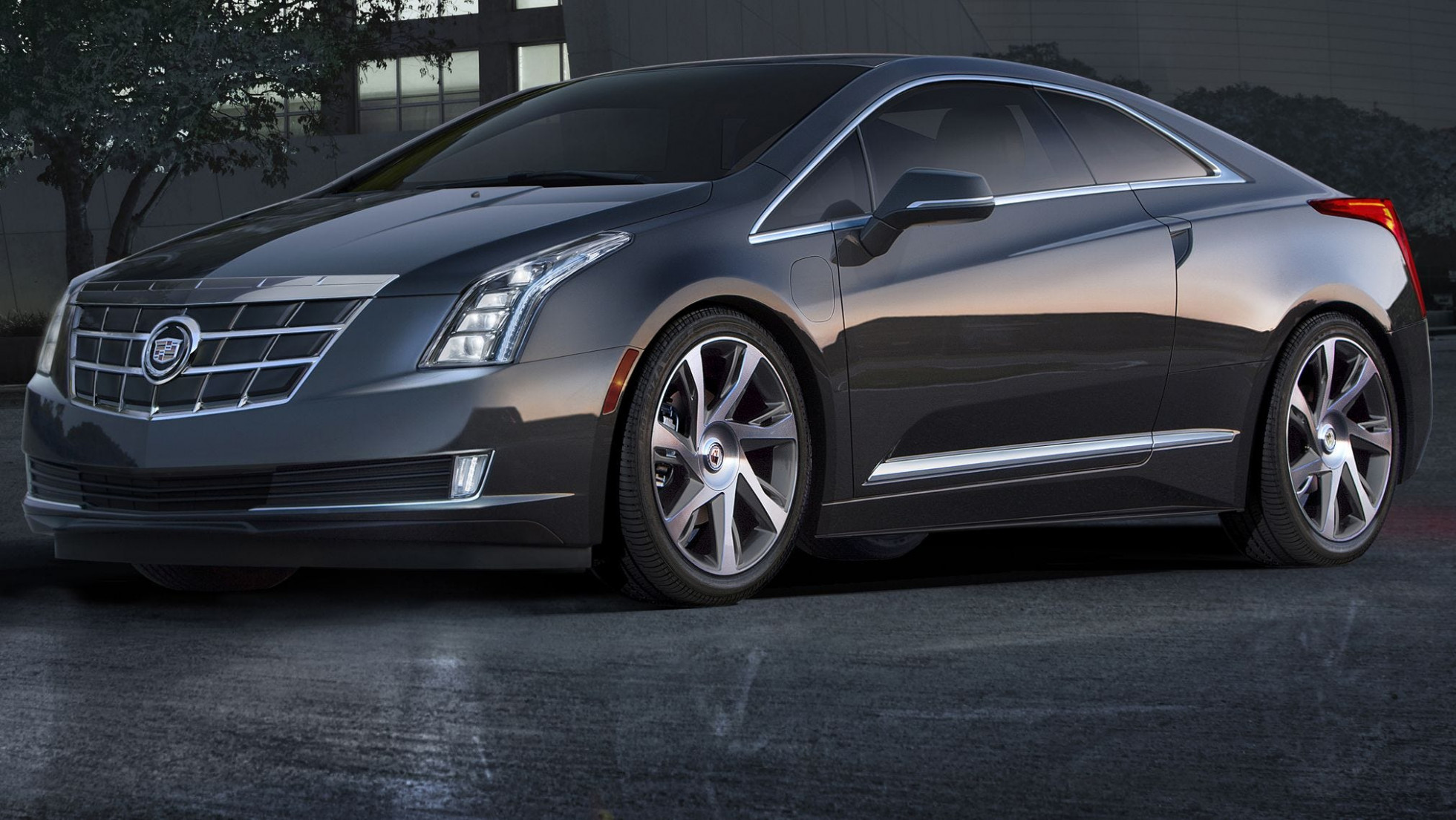 Pictures 2022 Cadillac ELR