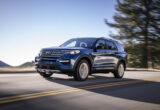 concept and review 2022 ford explorer job 1