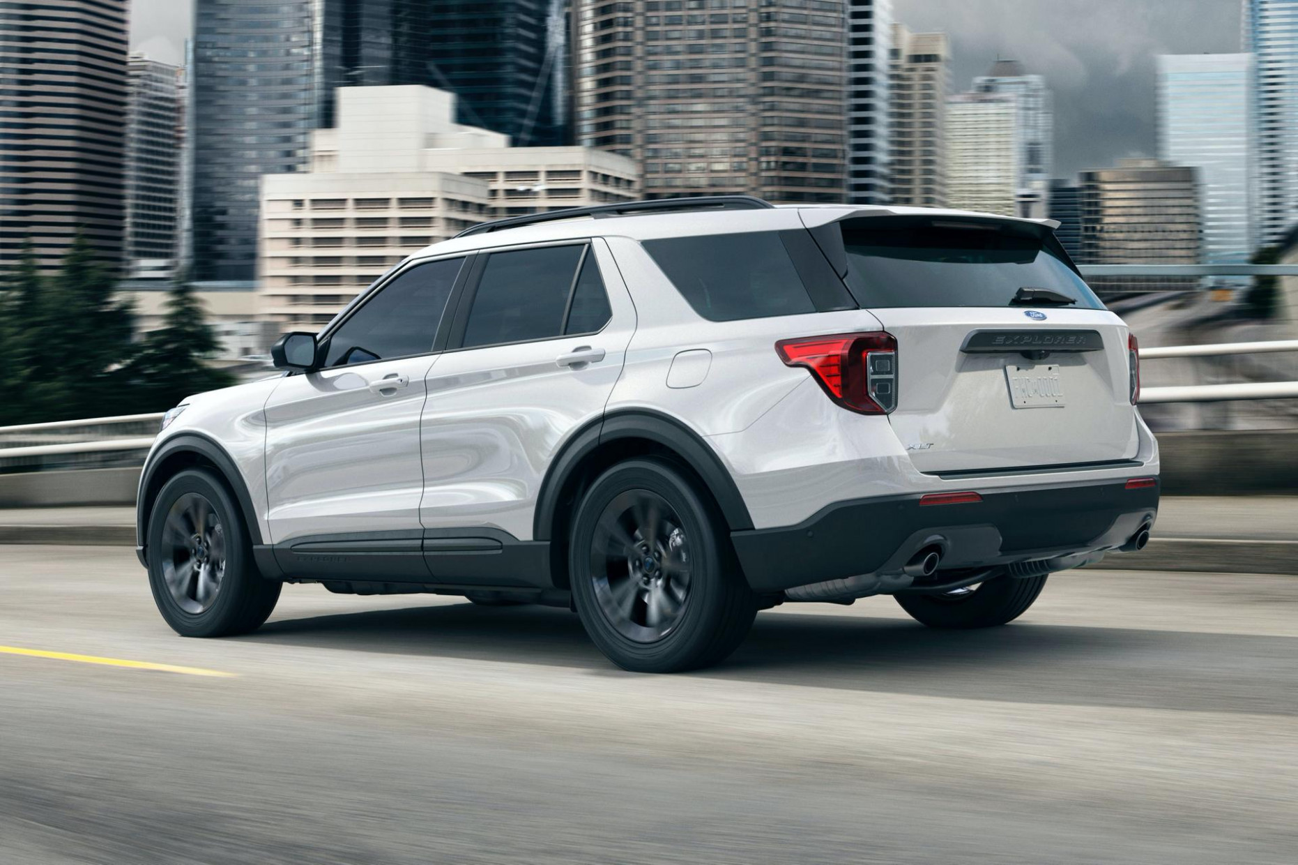 Pricing 2022 Ford Explorer Sports