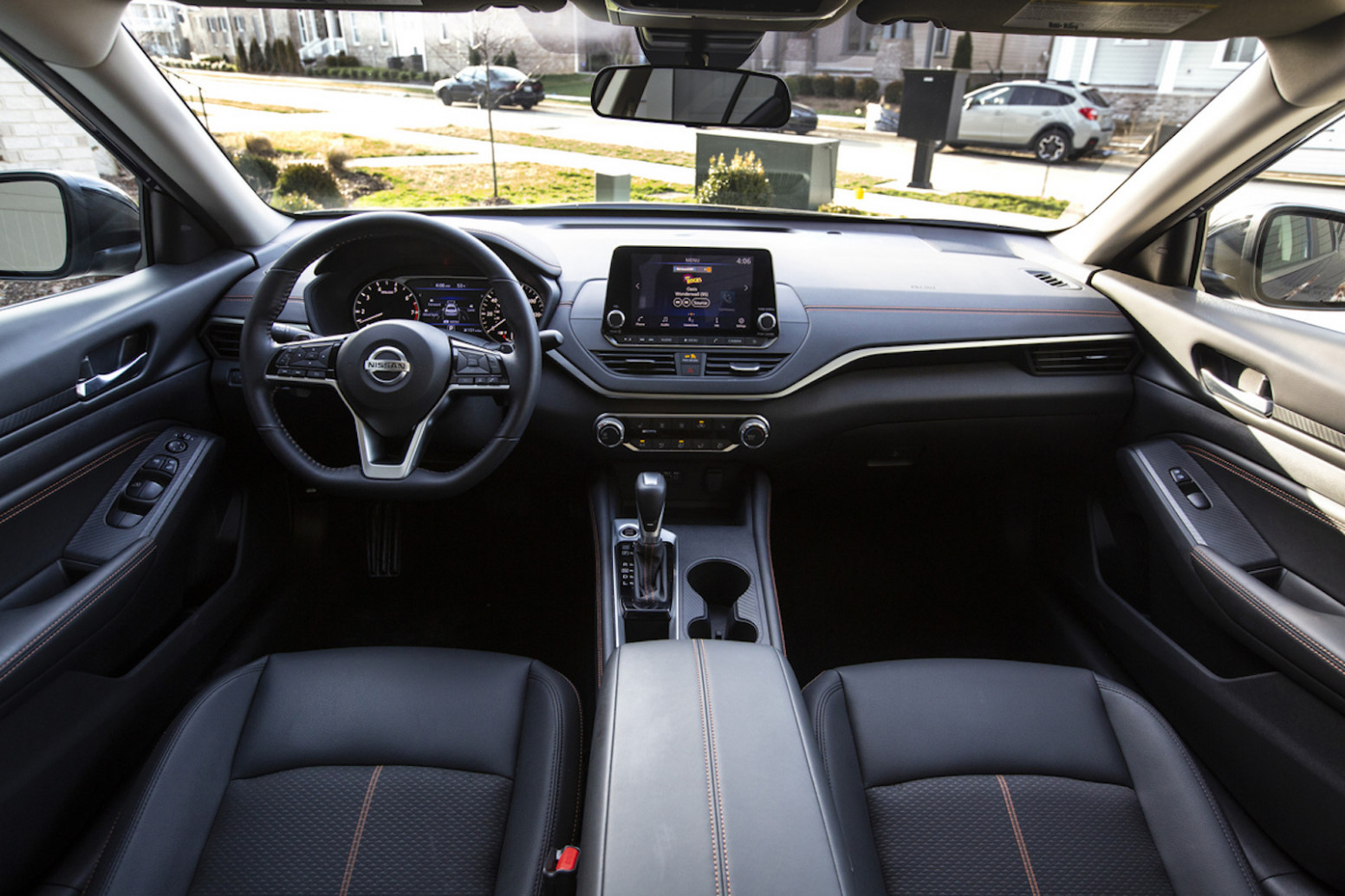 Redesign and Concept 2022 Nissan Altima Interior